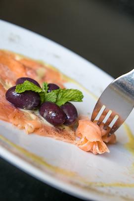 platos restaurante palosanto